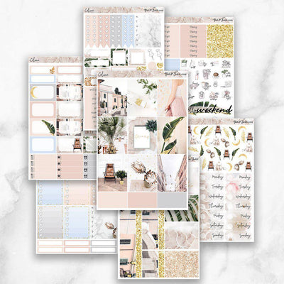 CELINE Full Boxes Planner Stickers-The GP Studio