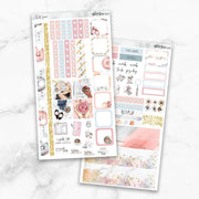 CHILL ZONE Hobonichi Weekly Size Planner Sticker Kit-The GP Studio