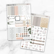COMPLETE BLISS Functional Planner Sticker Kit-The GP Studio
