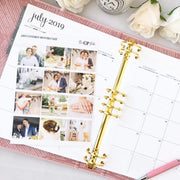 Custom Photo Stickers - Erin Condren Monthly Page Size-The GP Studio