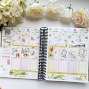 DELPHINE Functional Planner Sticker Kit-The GP Studio