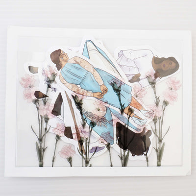 DREAMY DAYS ADHESIVE POCKETS-The GP Studio