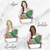 EAT HEALTHY GP Girl Planner Stickers-The GP Studio