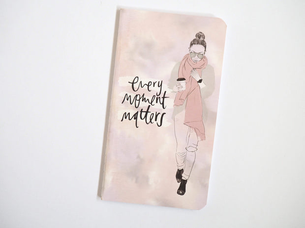 EVERY MOMENT MATTERS NOTEBOOK/TN INSERT-The GP Studio