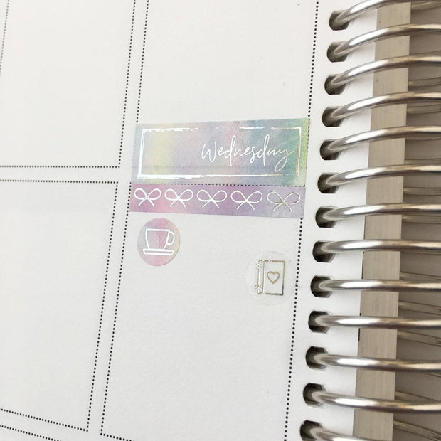 FOIL MIXED ICONS in Sorbet Dreams-The GP Studio