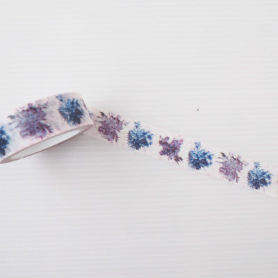 GILDED FLORALS WASHI TAPE-The GP Studio