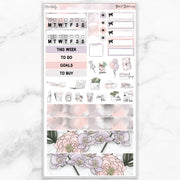 HOMEBODY Hobonichi Weekly Size Planner Sticker Kit-The GP Studio
