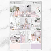 HOMEBODY Planner Sticker Kit-The GP Studio