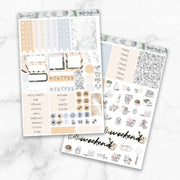 HOMEBOUND Functional Planner Sticker Kit-The GP Studio