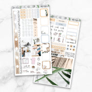 HOMEBOUND Hobonichi Weekly Size Planner Sticker Kit-The GP Studio