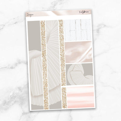 IMOGEN Washi Sheet Stickers-The GP Studio