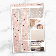 LA VIE EN ROSE Planner Sticker Kit-The GP Studio