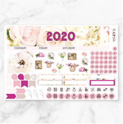 MAY 2020 Monthly View Sticker Kit Erin Condren Size-The GP Studio