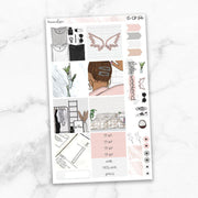 MINIMALISM Mini Size Planner Sticker Kit-The GP Studio