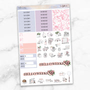 MOTHER'S DAY Functional Planner Sticker Kit-The GP Studio