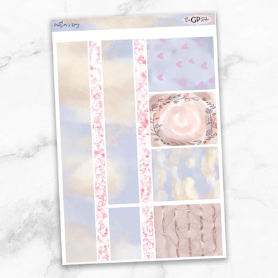 MOTHER'S DAY Washi Sheet Stickers-The GP Studio
