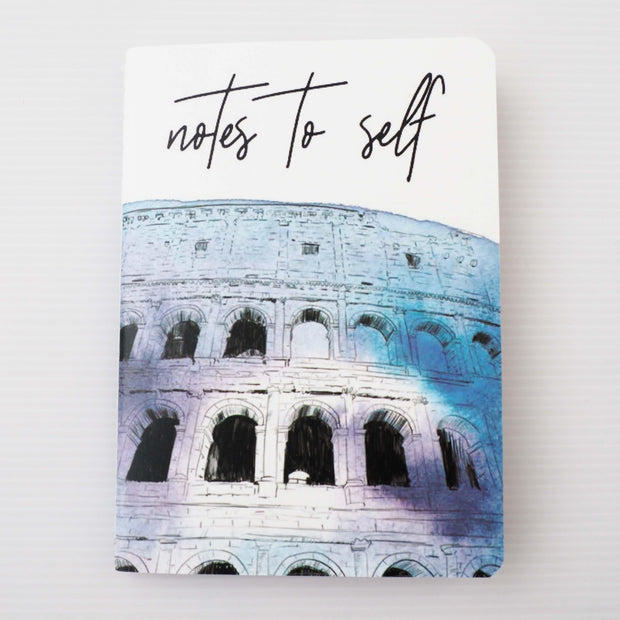 NOTES TO SELF NOTEBOOK/TN INSERT-The GP Studio
