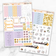 ODE TO SPRING Functional Planner Sticker Kit-The GP Studio