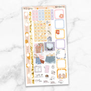 ODE TO SPRING Hobonichi Weekly Size Planner Sticker Kit-The GP Studio