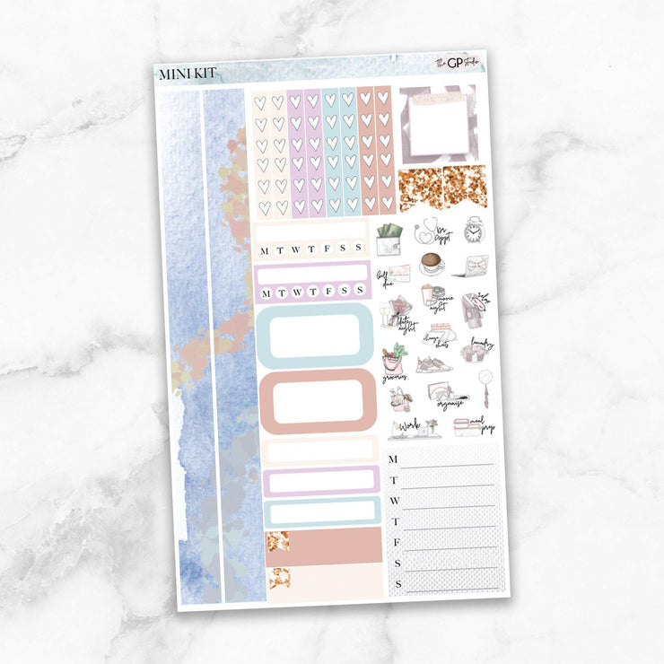 OH BABY Mini Size Planner Sticker Kit-The GP Studio