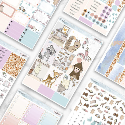 OH BABY Planner Sticker Kit-The GP Studio