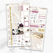 OPHELIA Hobonichi Weekly Size Planner Sticker Kit-The GP Studio