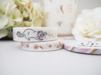 PELLA TRIO OF GLITTER + FOIL WASHI TAPES-The GP Studio