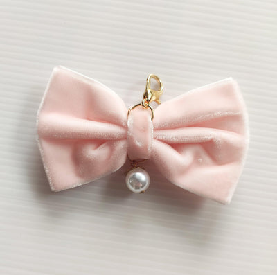 PINK BOW PLANNER CHARM-The GP Studio