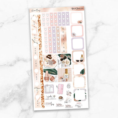 SHORE THING Hobonichi Weekly Size Planner Sticker Kit-The GP Studio