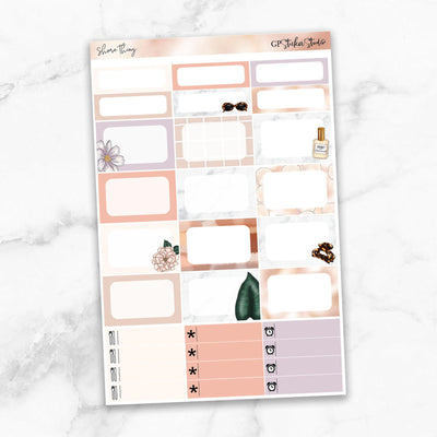 SHORE THING Planner Sticker Kit-The GP Studio