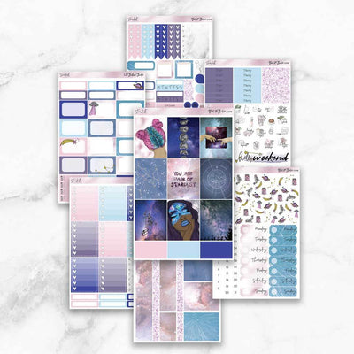 STARDUST Planner Sticker Kit-The GP Studio
