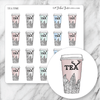 TEA TIME Icon Planner Stickers-The GP Studio