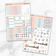 URBAN VIBES Functional Planner Sticker Kit-The GP Studio