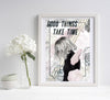 "WALL ART - ""GOOD THINGS""-The GP Studio"