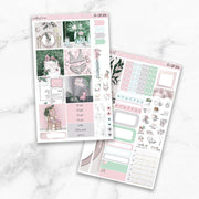 WEDDING TIMES Mini Size Planner Sticker Kit-The GP Studio