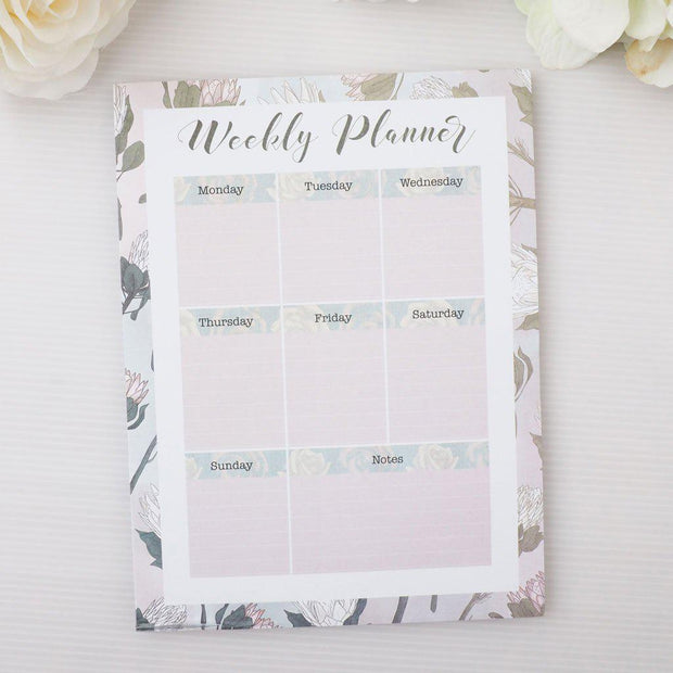 WEEKLY DESKTOP PLANNER PAD-The GP Studio