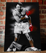 The Great Ali - Spector Sports Art