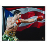 "Danny ""Swift"" Garcia Art Print - Spector Sports Art - 16 X 20 Art Print / no frame"
