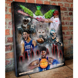 Philly Flavor - Spector Sports Art