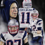 "Patriots ""The Dynasty"" - Spector Sports Art"
