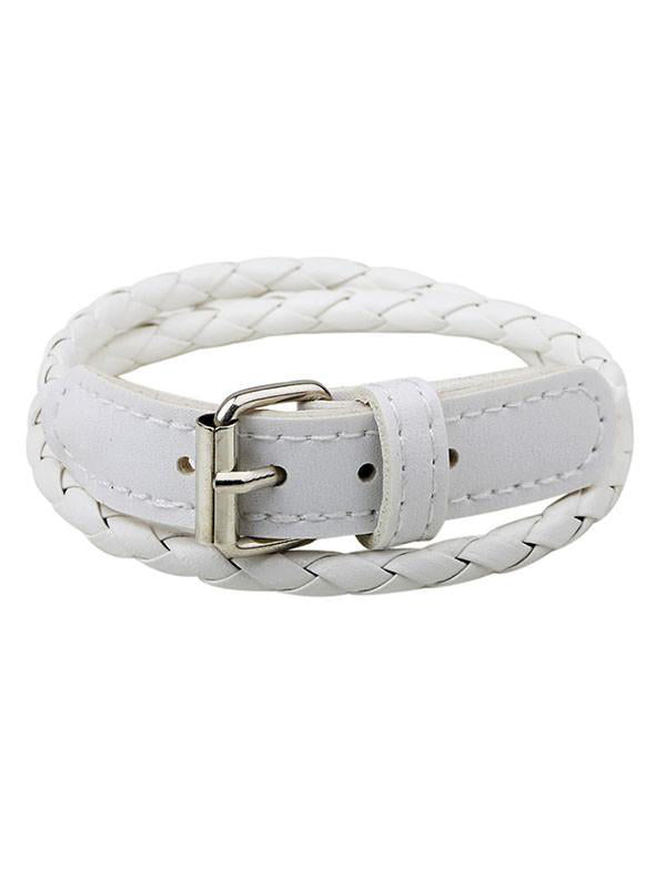 WealFeel Fashion Simple Multi-layer Weaving Clasp Bracelet - WealFeel