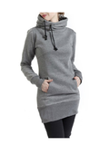 Hey What's Up Hooded Sweashirt - WealFeel
