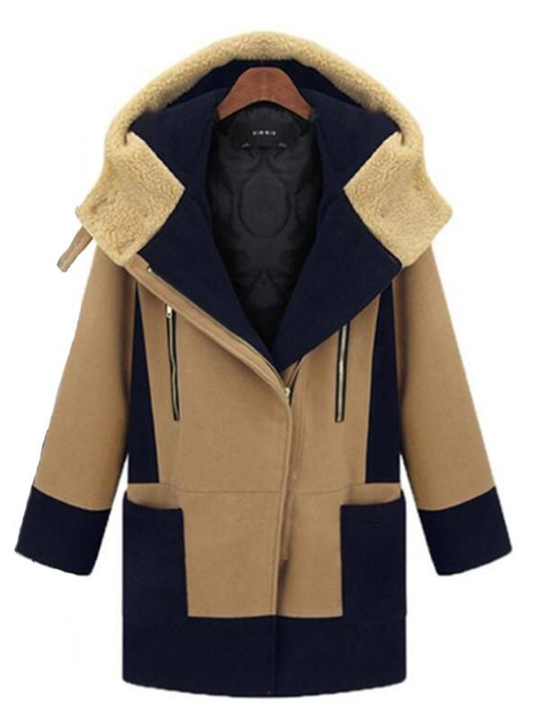 That's the Way Wool Long Coat - WealFeel