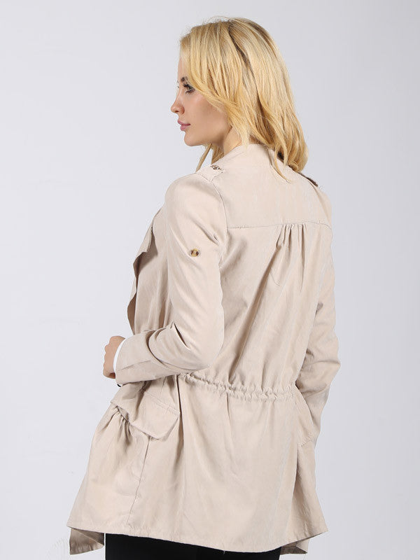 WealFeel You Are The One Middle Length Coat - WealFeel