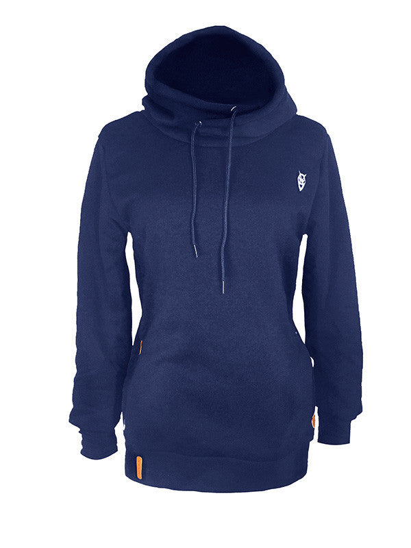 WealFeel Easy Does It Multi-color Hood Sweatshirt - WealFeel