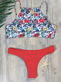 Your Best Bud Floral Bikini Sets - WealFeel