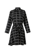 WealFeel Come as You Are Plaid Dress - WealFeel