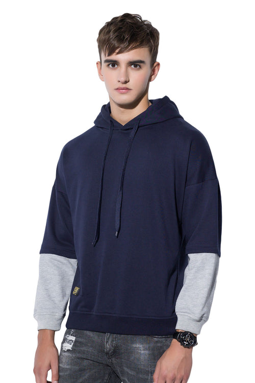 Men's Hooded Sweatshirt - WealFeel