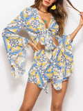 Summer Print Jumpsuits - WealFeel