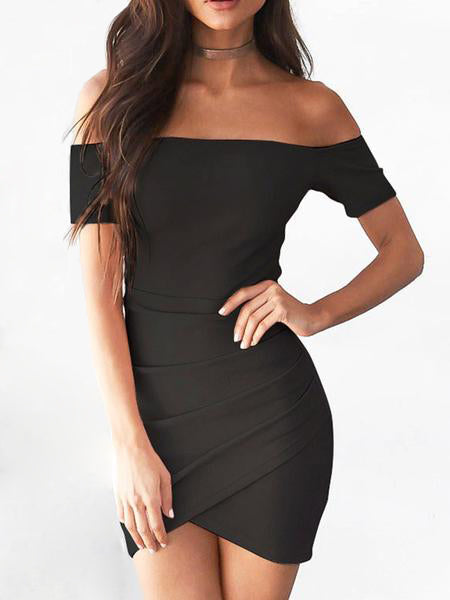 All the Tight Reasons Ribbed Dress - WealFeel